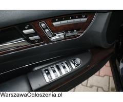 Mercedes CL500 Noktowizor, masaże. GAZ