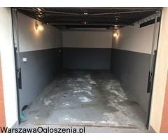 Garaż do wynajęcia 17m Lublin Czechów ul.Szpinalskiego