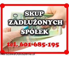 Skup Zadłużonych Spółek/JDG - Pomoc 299 ksh oraz JPK/KAS/UKS