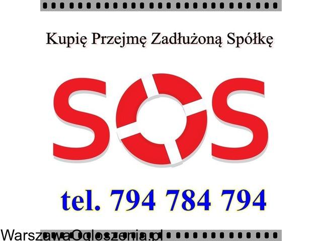 Restrukturyzacja Zadłużonych Spółek oraz JDG/pomoc KAS/US/ZUS  233/299/586 K.s.h