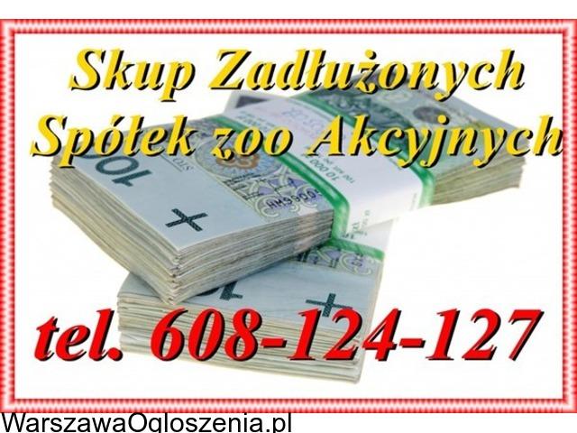 Kupię Każdą Spółkę oraz JDG, Ochrona KAS/JPK/233,299,586 K.s.h Konfiskata Rozszerzona.