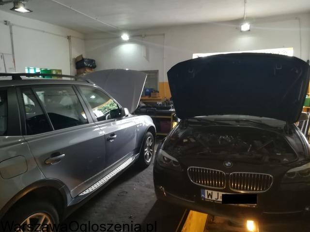 WARSZTAT BMW WARSZAWA - Twój niezależny serwis BMW Warszawa Autotech - 1