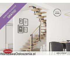 Schody Rintal we wrześniu montaż schodów gratis - Image 1