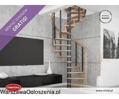 Schody Rintal we wrześniu montaż schodów gratis - Image 3