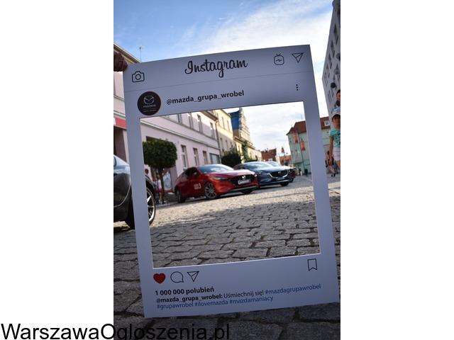 FotoRamki społecznościowe instagram facebook na imprezy, wesela, event - 1