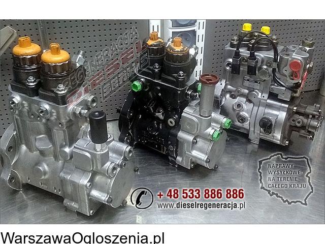 Ppomy wtryskowe, CAT heui C7/C9, Scania  HPI XPI wtrskiwacze, regeneracja naprawa. - 3