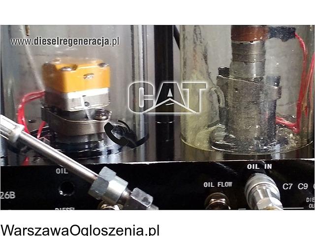 Ppomy wtryskowe, CAT heui C7/C9, Scania  HPI XPI wtrskiwacze, regeneracja naprawa. - 4