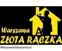 Złota rączka -Warszawa- NAPRAWY -SERWIS - tel.505257652