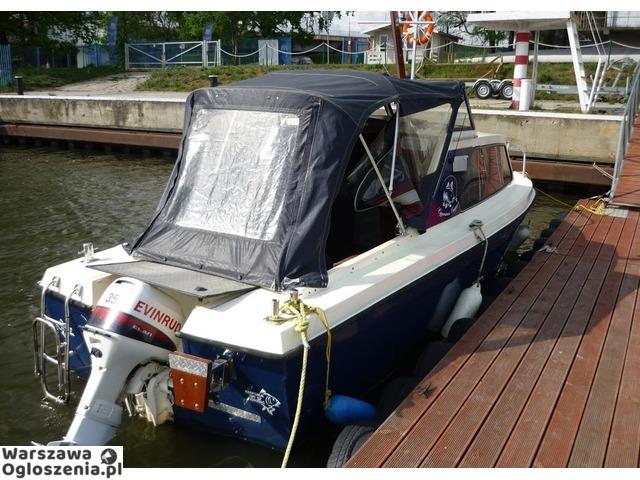 Łódź, motorówka/Jacht motorowy Onedin 650(35KM) - 3