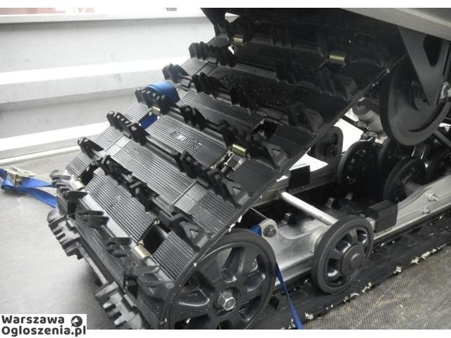 Skuter śnieżny YAMAHA VENTURE GT 1100cm - 2