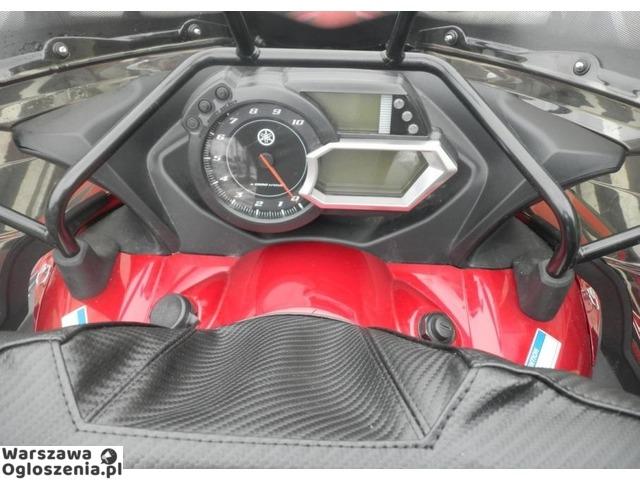 Skuter śnieżny YAMAHA VENTURE GT 1100cm - 4