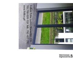 Lustro weneckie folia na okna- szyba wenecka, folia wenecka Warszawa -oklejanie szyb, sprzedaż folii - Image 4