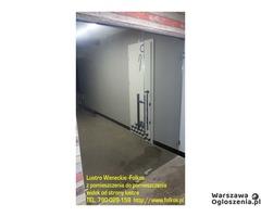 Lustro weneckie folia na okna- szyba wenecka, folia wenecka Warszawa -oklejanie szyb, sprzedaż folii - Image 6