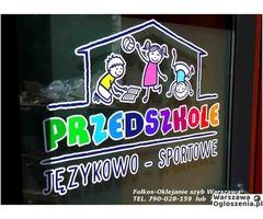 Oklejanie szyb Warszawa- folie matowe , dekoracyjne, bezpieczne i antywłamaniowe - Image 3
