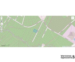 SPRZEDAM działkę REKREACYJNĄ 1500m2 z możliwością ZABUDOWY , piękna, leśna okolica - Image 1