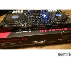 Na sprzedaż nowy 4-kanałowy kontroler Pioneer DJ DDJ-1000 dla rekordbox dj