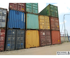 Kontener 40HC 100% szczelny morski budowlany - Image 3