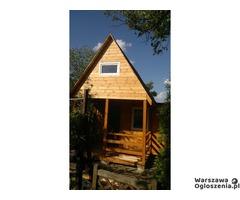 Budowa i remonty domków drewnianych