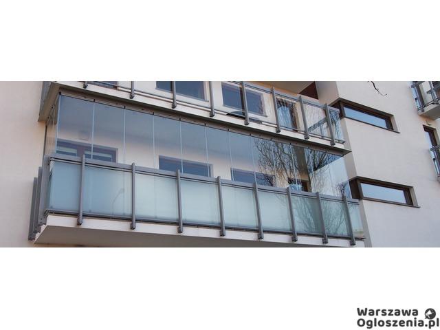 Zabudowy balkon-taras-oranżeria - 2