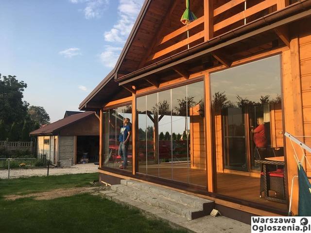 Zabudowy balkon-taras-oranżeria - 4