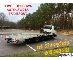 Autolaweta - Transport 3t 4t 5t 6t - Pomoc Drogowa - Przewóz maszyn i samochodów - Tobano Wrzesiński - Image 4