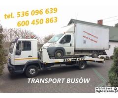 Autolaweta - Transport 3t 4t 5t 6t - Pomoc Drogowa - Przewóz maszyn i samochodów - Tobano Wrzesiński - Image 5