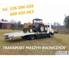Autolaweta - Transport 3t 4t 5t 6t - Pomoc Drogowa - Przewóz maszyn i samochodów - Tobano Wrzesiński - Image 7
