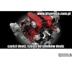 części do silników Deutz ktservice.com.pl, silniki, serwis Warszawa
