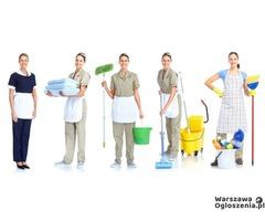 Sprzątanie biur i lokali usługowychw Warsawie i okolice    CZYSTY KOT