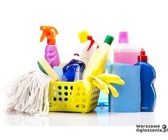 Zatrudnimy osobę do sprzątania sklepu odzieżowego