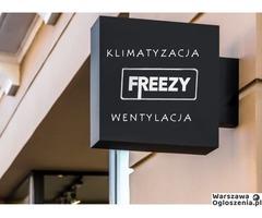 Klimatyzacja sprzedaż montaż serwis Warszawa i okolice  507 508 684