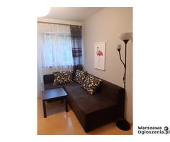 Wynajmę zadbane 2-pokojowe mieszkanie na Bielanach