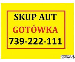 SKUP STARYCH AUT WARSZAWA 739222111