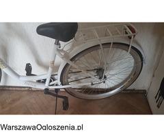 Rower miejski damski Factor 3 biegowy Schimano