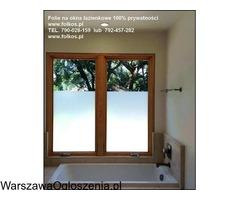 Folia na okno w łazience -Oklejanie szyb łazienkowych Folkos Warszawa - Image 2