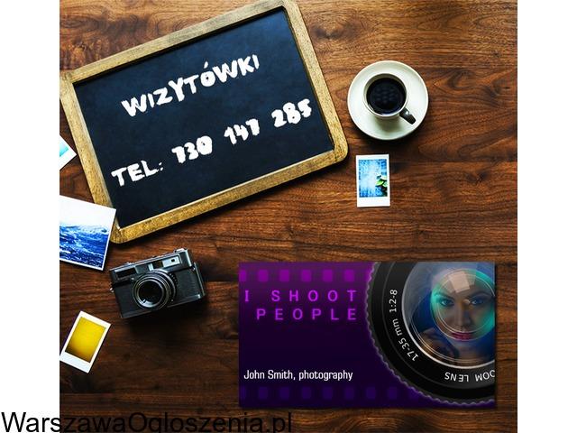 Wizytówki, ulotki, plakaty, banery, wizualizacje, logotypy itp. - 2