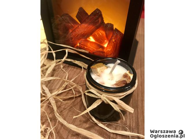 Świeczki sojowe handmade - 1