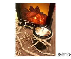 Świeczki sojowe handmade