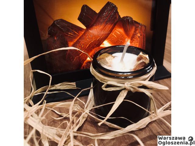Świeczki sojowe handmade - 2