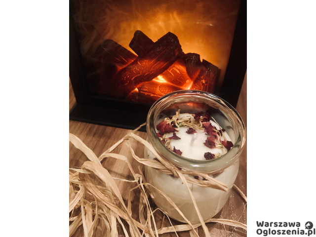 Świeczki sojowe handmade - 5