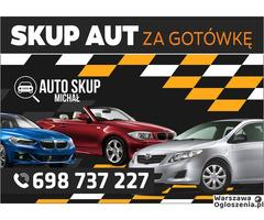 Skup Aut-Skup Samochodów #Warszawa i Okolice# Najwyższe CENY!