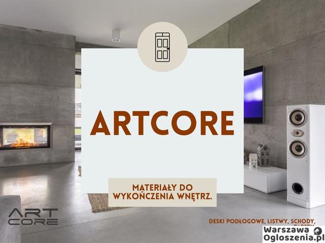 ArtCore - materiały wykończenia wnętrz w Warszawie - 1