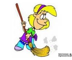 Oferujemy Kompleksowe sprzątanie Mieszkań Piwnic, garaży,Poddaszy itp..Czysto Schludnie!