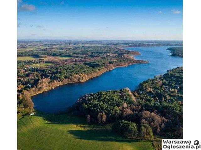 Działka rekreacyjna nad jeziorem Urszulewskim pełna własność z kw - 1