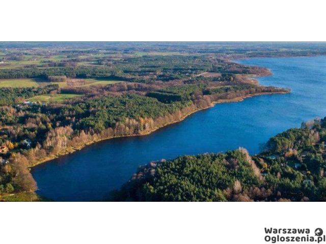 Działka rekreacyjna nad jeziorem Urszulewskim pełna własność z kw - 2