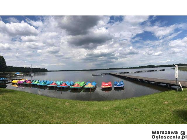 Działka rekreacyjna nad jeziorem Urszulewskim pełna własność z kw - 6