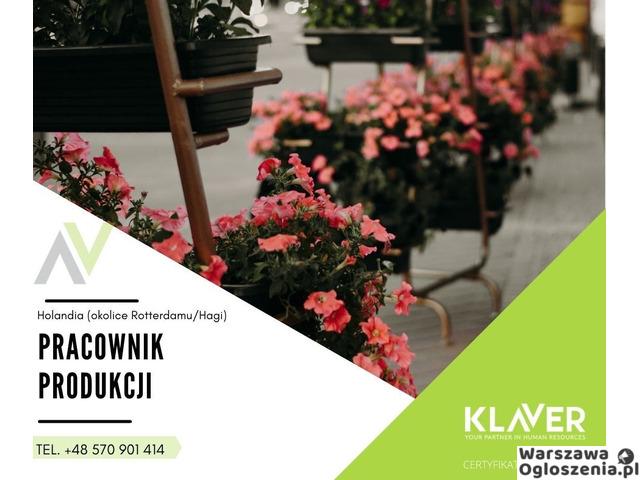 Pracownik sektora ogrodniczego: sadzenie, cięcie i pielęgnacja kwiatów - 1