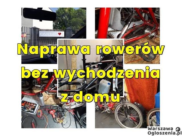 Mobilny Serwis Rowerowy, Rowery Konstancin Józefosław Warszawa - PROMOCJA JESIENNA - 2