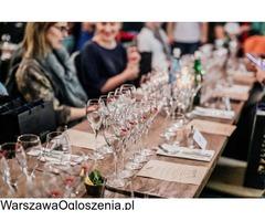 Eventy w Warszawie tylko w Restauracji Bubbles