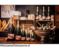 Bubbles - an iconic restaurant in the center of Warsaw